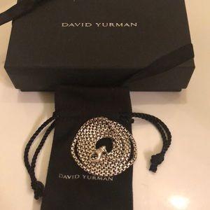 David Yurman Chain 22 inch